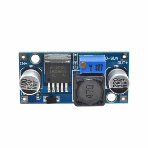 DC-DC 4.5-60V LM2596HVS LM2596HV Verstellbar Step Down Power Modul converter