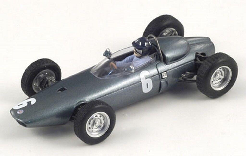 Ai238 spark minimax brm p57 winner monaco gp graham hill 1963 f1 s1628 1 43