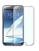 10 X Lcd Screen Protector Protective Film For Samsung Galaxy Note 2 Ii N7100