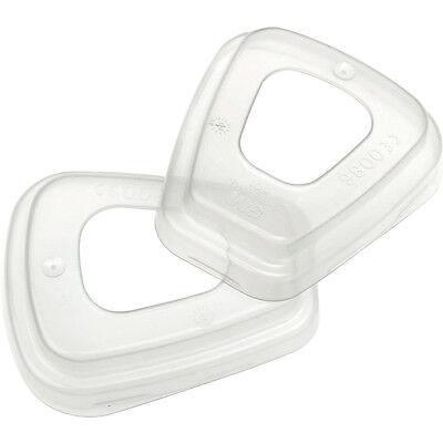 3M Filterdeckel 501 für Partikel-Einlegefilter Masken 6000/7000