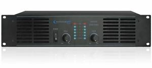 Technical-Pro-AX2000-2-Channel-2000-Watt-Professional-Power-Amplifier-Rackmount
