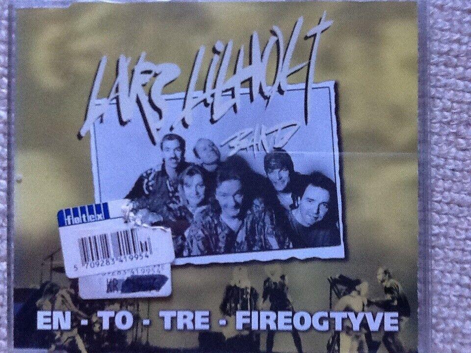 Lars Lilholt Band.: En - To - Tre - Fireogtyve., rock