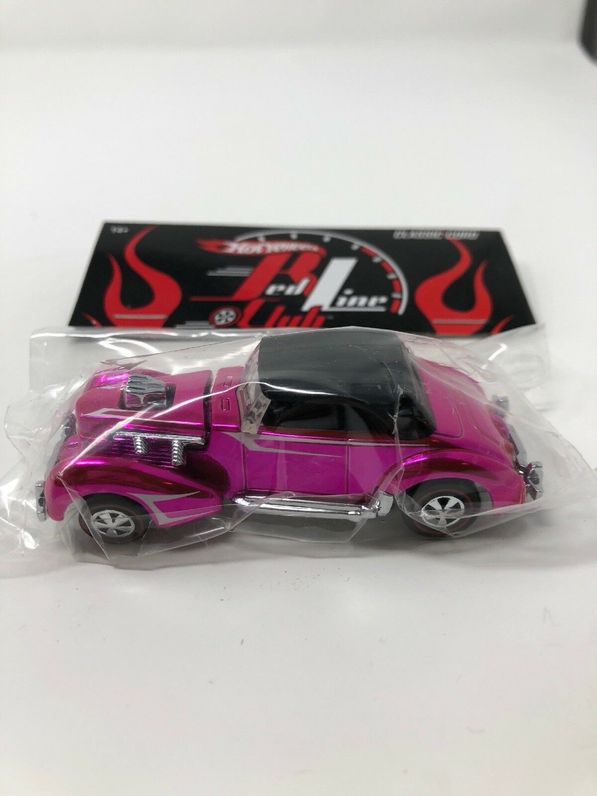 Hotwheels RLC Convention Pink Classic Cord Party Car
