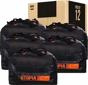 Cargo-Bag-Top-Roof-Carrier-Rooftop-Car-Waterproof-Bag-in-Pack-of-12-Utopia-Home