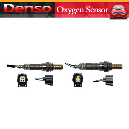 2X Denso Up/&Downstream Oxygen Sensor New For 2005-2006 Chrysler Pacifica 3.5L