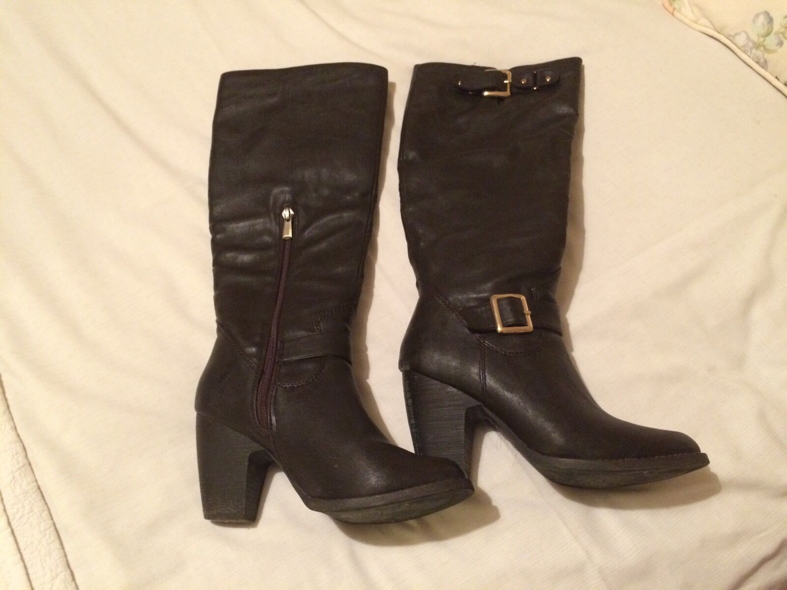 Moda In Pelle Brown Boots