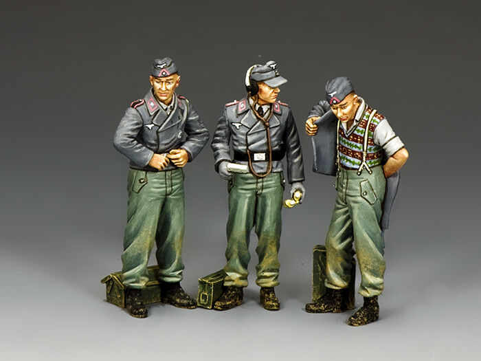 King and Country discounted Assault Gun Crew WH090