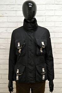 Piumino-Donna-PEUTEREY-Taglia-Size-S-Giubbino-Giubbotto-Bomber-Jacket-Woman-Nero