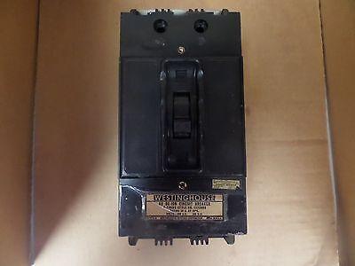 WESTINGHOUSE CIRCUIT BREAKER AB DE-ION 30A 30 A AMP 600 VAC F 3 POLE 1222099