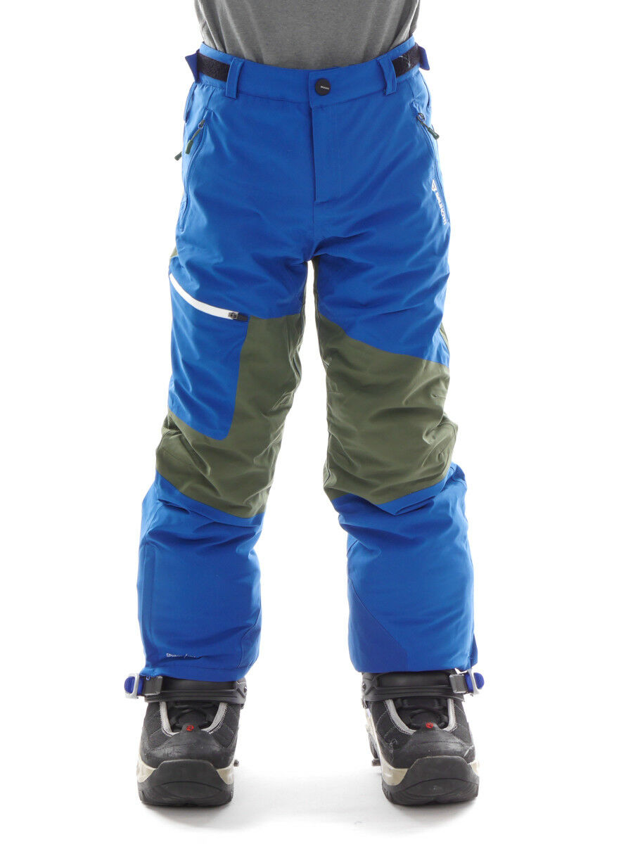 Brunotti Ski Pants Snow Pants Snowboard Pants Green Neville Jr warming