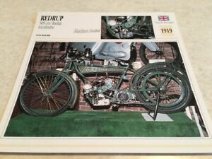 Fiche-moto-collection-Atlas-motorbike-Redrup-309-cm3-Radial-tricylindre-1919