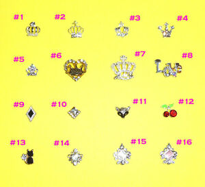 Nail-Art-3D-Metal-Alloy-Bling-Rhinestone-Crystal-Crown-Love-Cat-Decoration-10pcs
