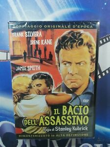 Il Bacio Dell'Assassino DVD A & R PRODUCTIONS
