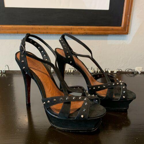 Schutz Strappy Sandals - image 1