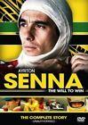 Ayrton Senna The Will to Win 5034741377218 DVD Region 2 P H