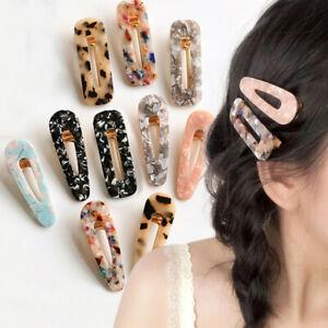QA/_ Women Fashion Butterfly Shaped Hair Claw Clip Hair Accessory Plastic Clamp