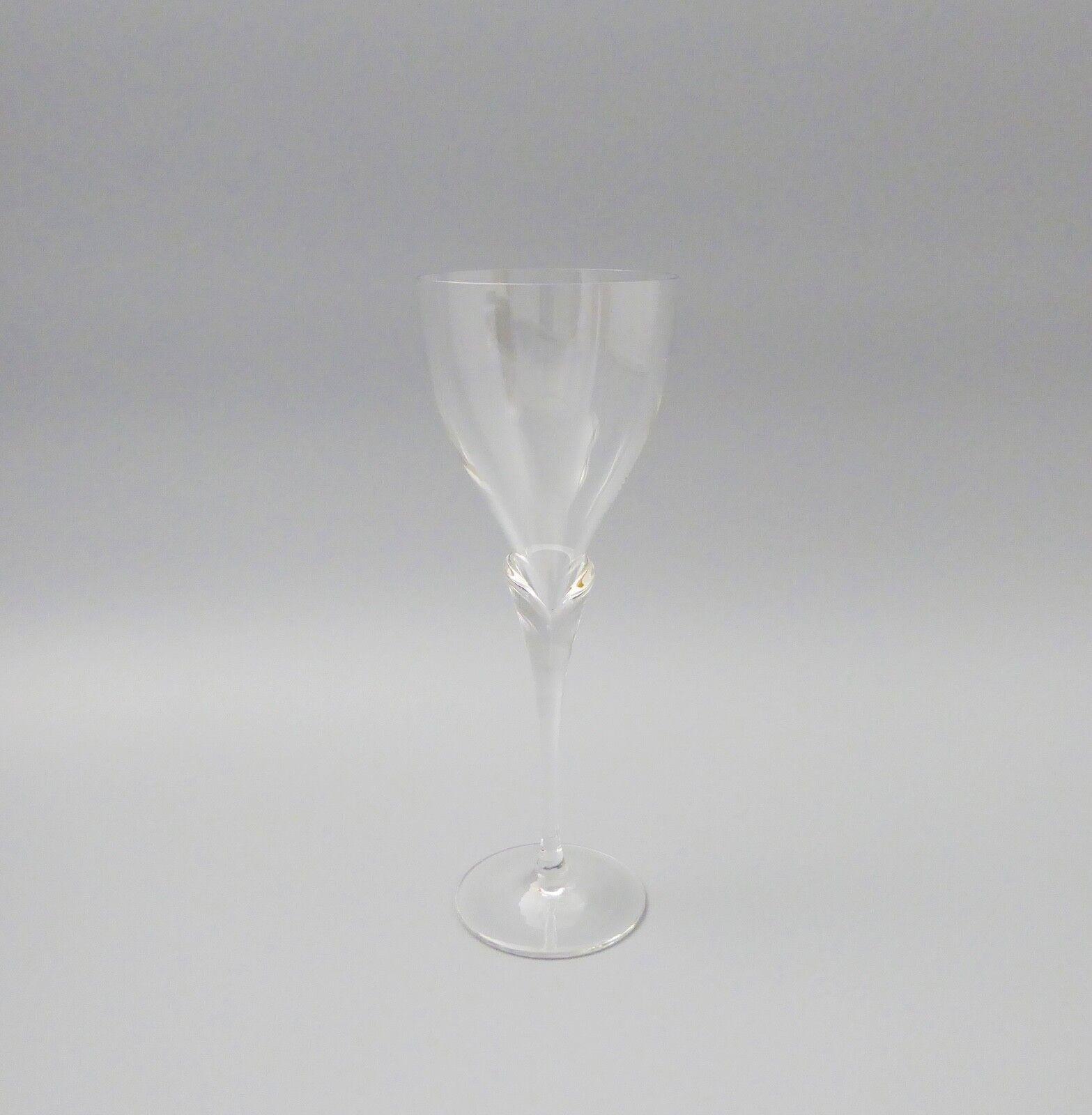 6 pièces Rosenthal calice rougeweinglas Verre de vin verre H. 20,4 cm Inutilisé