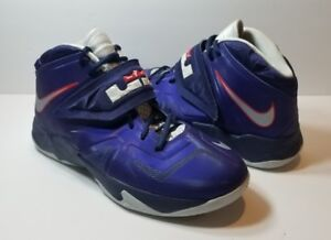best service b8326 b3876 Image is loading Nike-Soldier-7-GS-Lebron-Basketball-Shoe-599818-