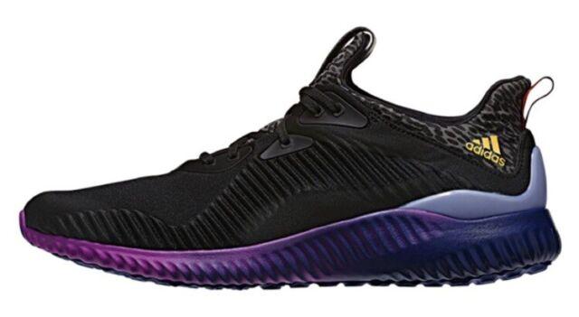 adidas AlphaBounce Shock Purple