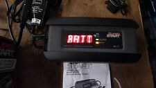 Schumacher 6-V/12-V Fully Automatic 3 Amp Battery Charger/ Maintainer for Auto,