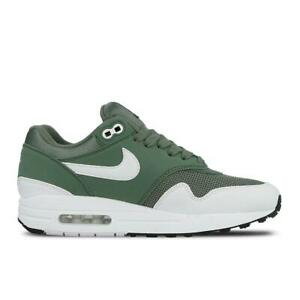 WOMEN'S NIKE AIR Max 1 PurpleMean GreenRave Pink Shoes