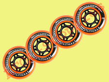 Rollen Labeda Gripper Asphalt 72mm 84A 4STK Hockey Outdoor Wheels