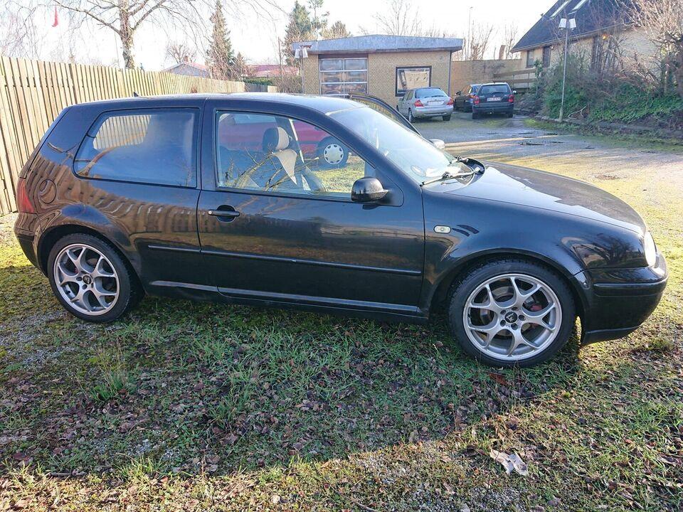 VW Golf IV, 1,8 Basic, Benzin