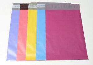 40 shipping bags 7.5x10.5/'/' Pink color Poly Mailers Shipping Envelopes