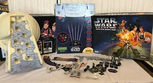 *VINTAGE* Star Wars 1995 Death Star Assault Parker ...
