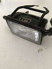 1986 HONDA TRX250R HEADLIGHT LENS GUARD GRILL CASE HOUSING OEM #092369-14052