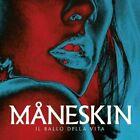 Il Ballo della Vita di Maneskin (CD, Otto-2018, 1 Disc, RCA Records)