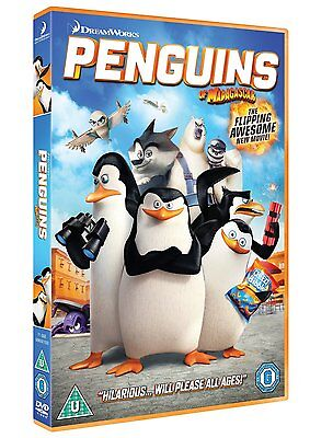Penguins Of Madagascar 2014 Dvd Region 2 Uk Ebay