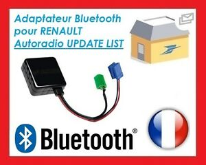 Details about Cable Premium Bluetooth Auxiliary MP3 Head Units Origin  Renault Update List