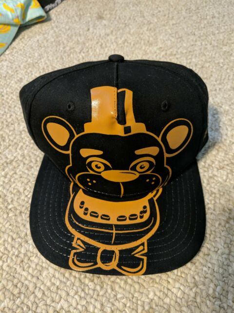 Original Five Nights at Freddy s Hat Baseball Cap Toy Freddy Youth Size  Bioworld 791389d1e68