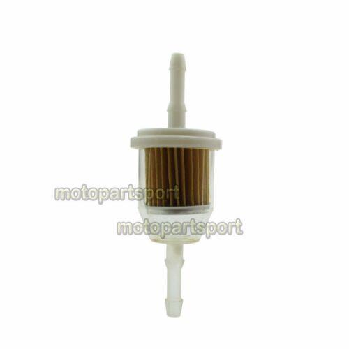 "10pc Inline Gas Fuel Filter 1//4/"" 5//16/"" Lawn Mower Small Engine Kohler John Deere"