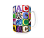 Cup featuring the name in photos of sign letters MACK Coffee Mug