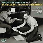 Various Artists - Where the Boys Are (The Songs of Neil Sedaka & Howard Greenfield, 2011)