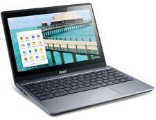 "Acer Chromebook Touchscreen C720P-2625 11.6"" LED Intel 2955U 1.4GHz 4GB 16GB SSD"