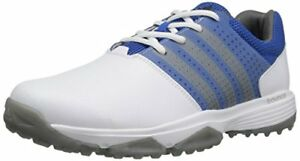 timeless design 1c377 a15ac Image is loading adidas-Golf-Q4473838-Mens-360-Traxion-WD-Shoes-
