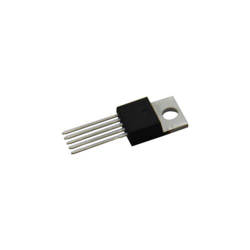 MIC29502WT Spannungsstabilisator LDO geregelt 1,25-26V 5A TO220-5
