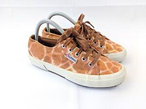 Chaussures de Superga 39 taille Animal empreintes zèbre à qxUAw5R