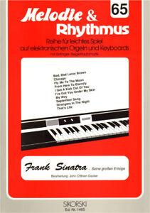 Frank-Sinatra-Songbook-Noten-Keyboard-sehr-leicht