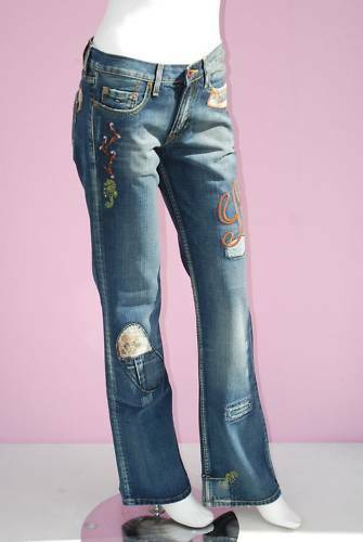 taille 36 jeans femme TOMMY HILFIGER W 26 L 34