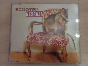 Scooter - Nessaja Maxi CD - Stuttgart, Deutschland - Scooter - Nessaja Maxi CD - Stuttgart, Deutschland