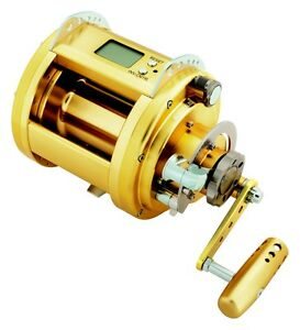 Daiwa Dendoh Marine Power 3000 12V Power Assist Deep Sea Drop Reel MP3000