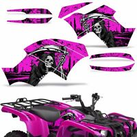 Graphic Kit Yamaha Grizzly 550/700 Atv Quad Decal Sticker Wrap 2007-2014 Reap Pk