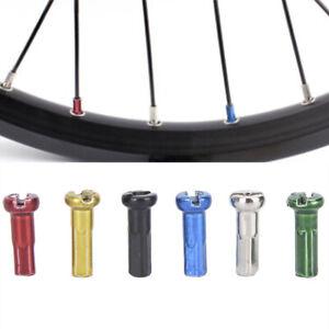 "1pcs Bike Bicycle Cycling Steer Tube Headset Aluminum Star Nut 1 1//8/"" 28.6mm JH"