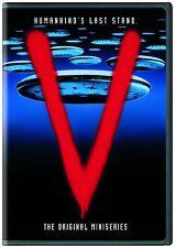 V The Original TV Miniseries Mini Series DVD Marc Singer Sci-fi Show Warner Home