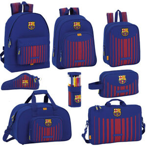 f9aea9820 FC Barcelona 17/18 Backpack Rucksack Travel Sports School Laptop Bag ...
