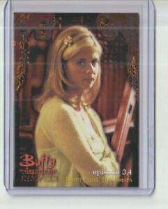 Buffy Season 3 TV-Show Trading Card #11 Sarah Michelle ...